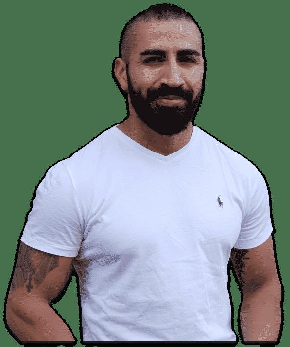Fitness Business Entrepreneur Cristian Riveros Home